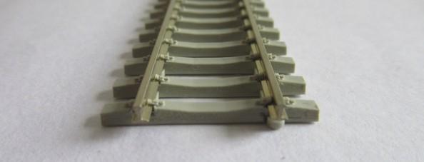 PECO SL-102 OO/HOゲージ(16.5mm) フレキシブルレール(PC枕木)