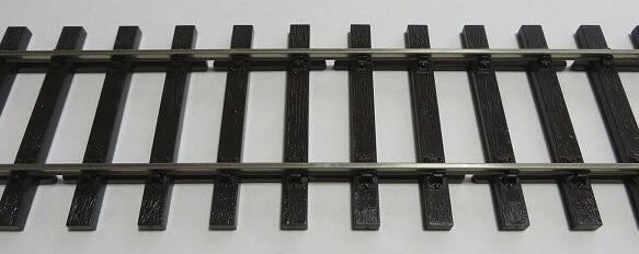 PECO SL-700BH Oゲージ (32mm) フレキシブルレール(木枕木)