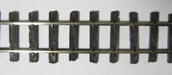 PECO SL-500 On30(16.5mm) フレキシブルレール(木枕木)