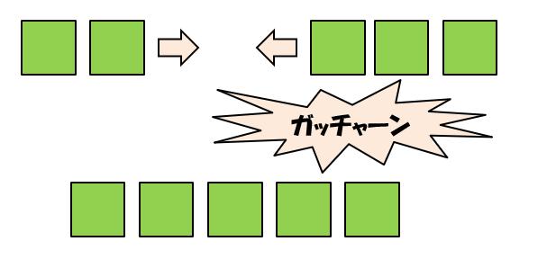 「合わせて」のタイル図