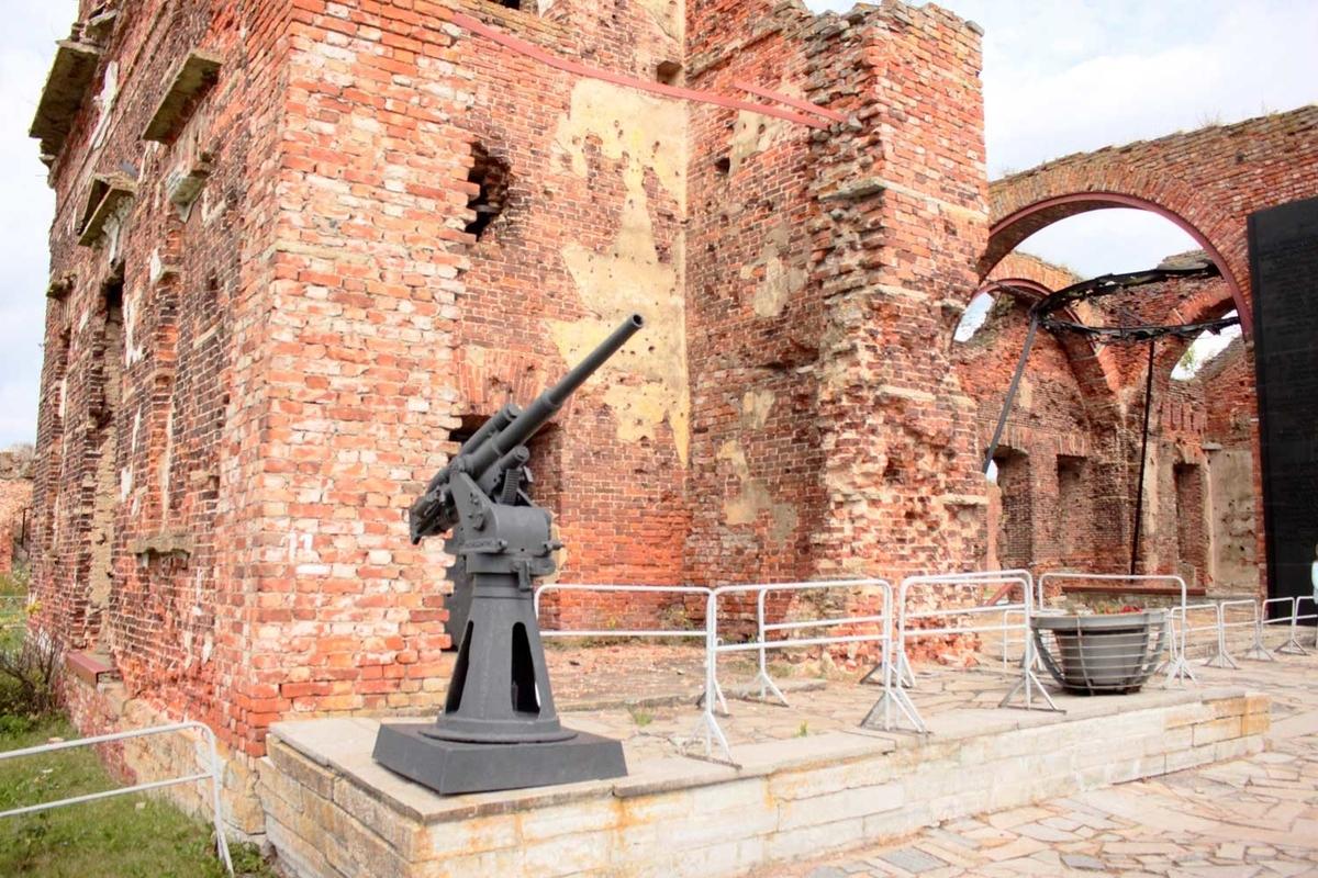 オレシェク要塞,シュリッセリブルク