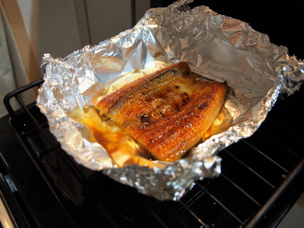 鰻 美味しい 温め 方
