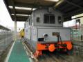 [車輌]10000形電気機関車(→EC40 1)@(旧)軽井沢駅舎記念館