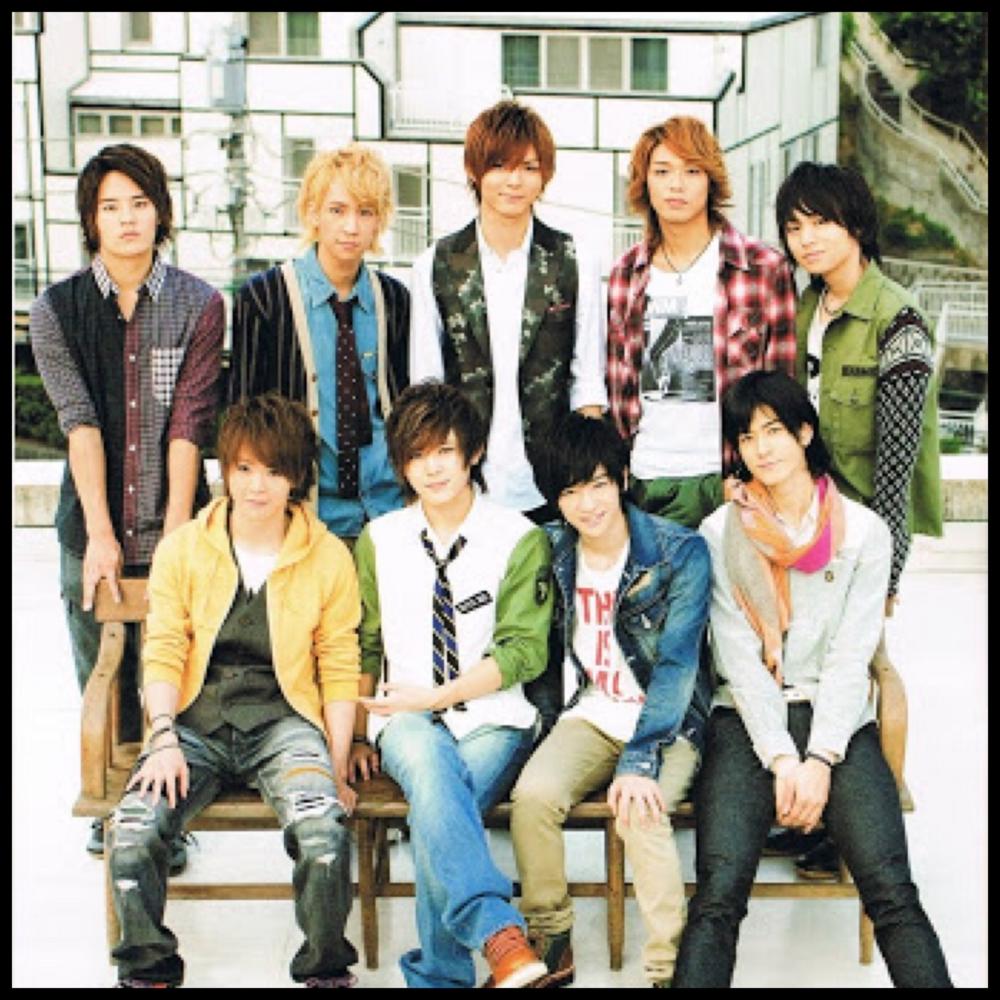 画像 人気アイドルグループ Hey Say Jumpのかっこいい画像