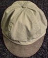 RRL / CORDUROY×CANVAS WORK CAP