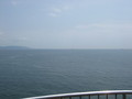 [風景]富津岬の展望台から