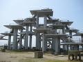 [風景]富津岬の展望台