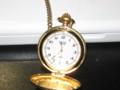 [時計]懐中時計