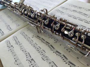 吹奏楽の楽器紹介④オーボエ