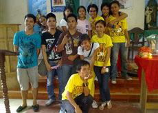 ボランティア青年団体メンバー