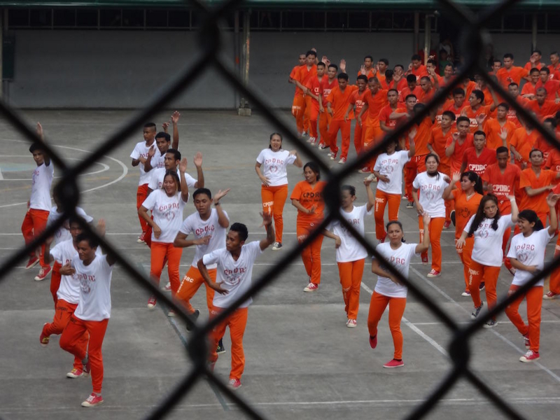 囚人のダンス(3)