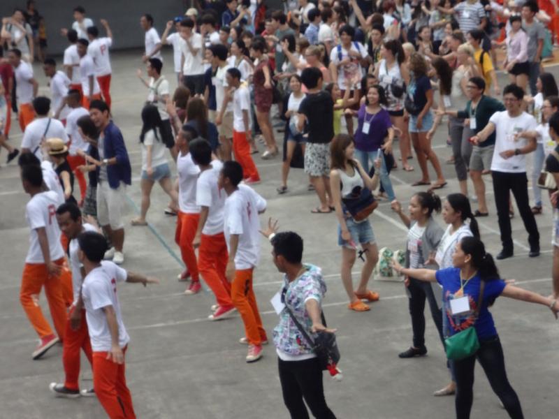 囚人のダンス(8)