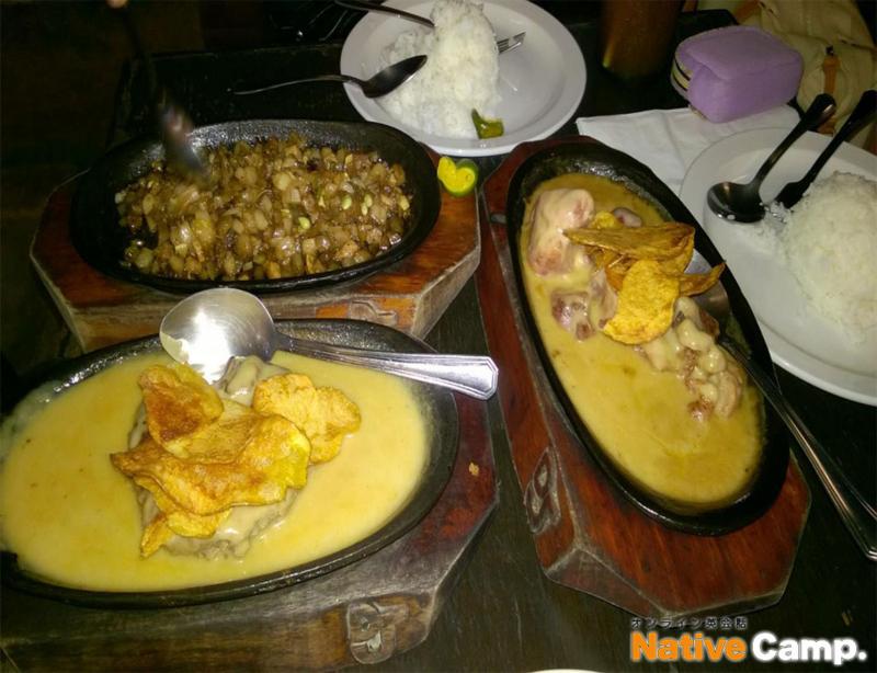 フィリピン料理 3種
