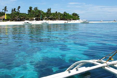 セブ島 海の写真