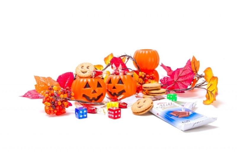 ハロウィン Halloween パンプキン お菓子