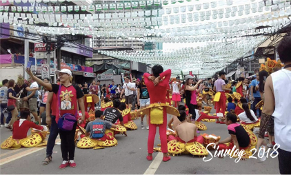 シヌログ祭り お昼休憩