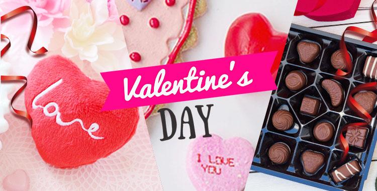 バレンタイン、チョコレート、LOVE、恋、バレンタインイラスト
