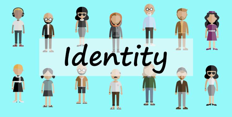 アイデンティティ、個性、アニメ、キャラクター、人、人物