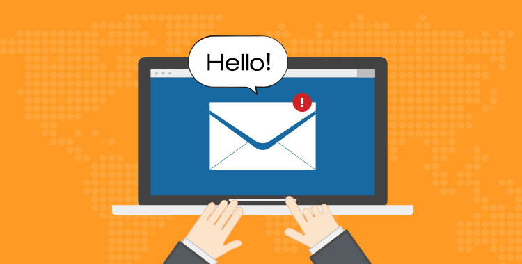 メール、挨拶、パソコン