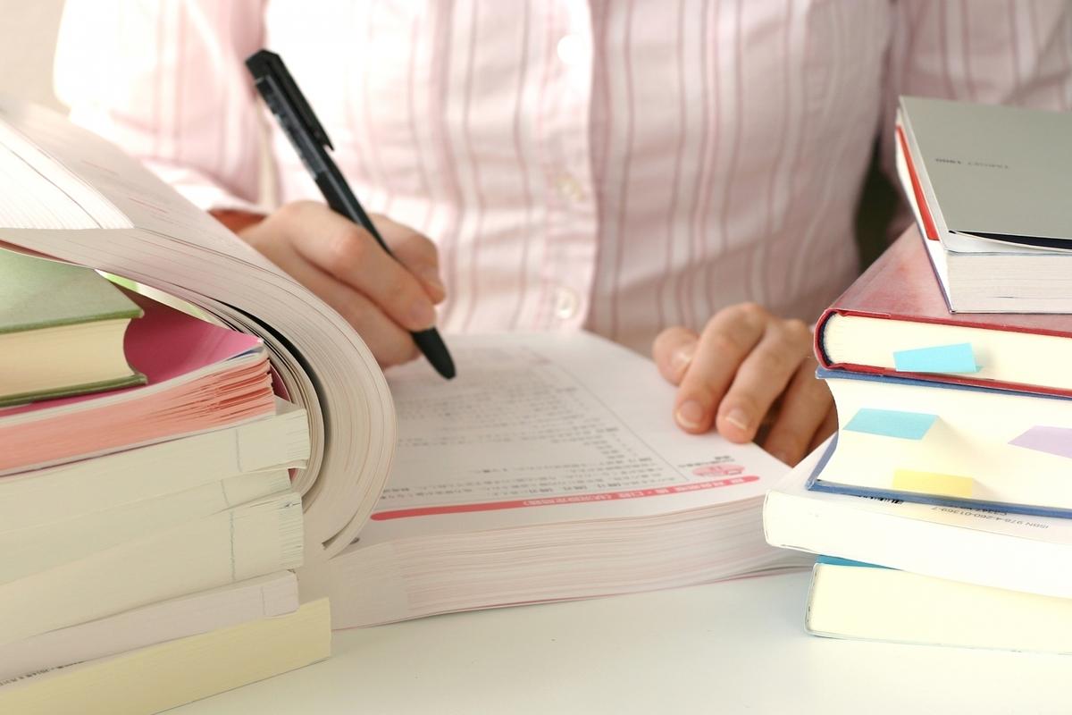 参考書、韓国語の学習