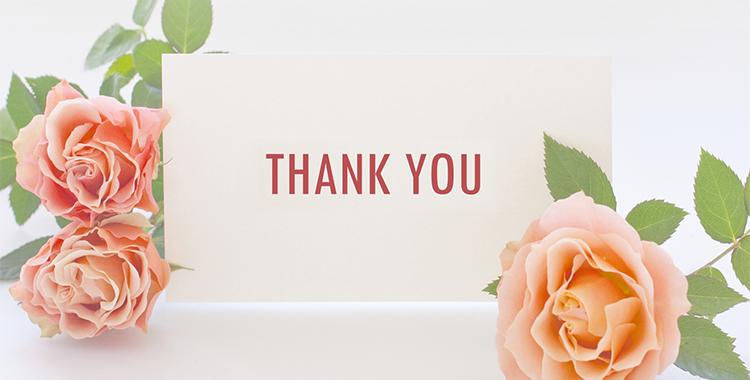 母の日に英語でメッセージを送る、ありがとう、Thank you、イラスト