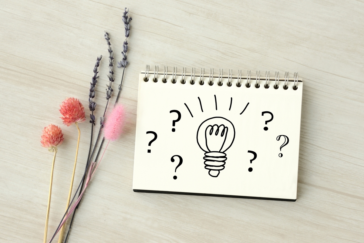 練習問題、電球、発見、思いつく、アイデア