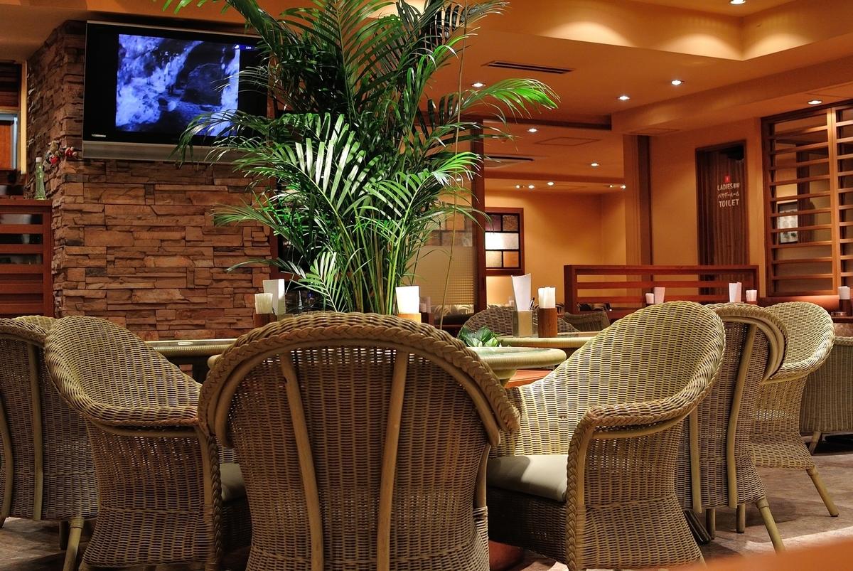 レストラン、海外旅行、バー、飲食店