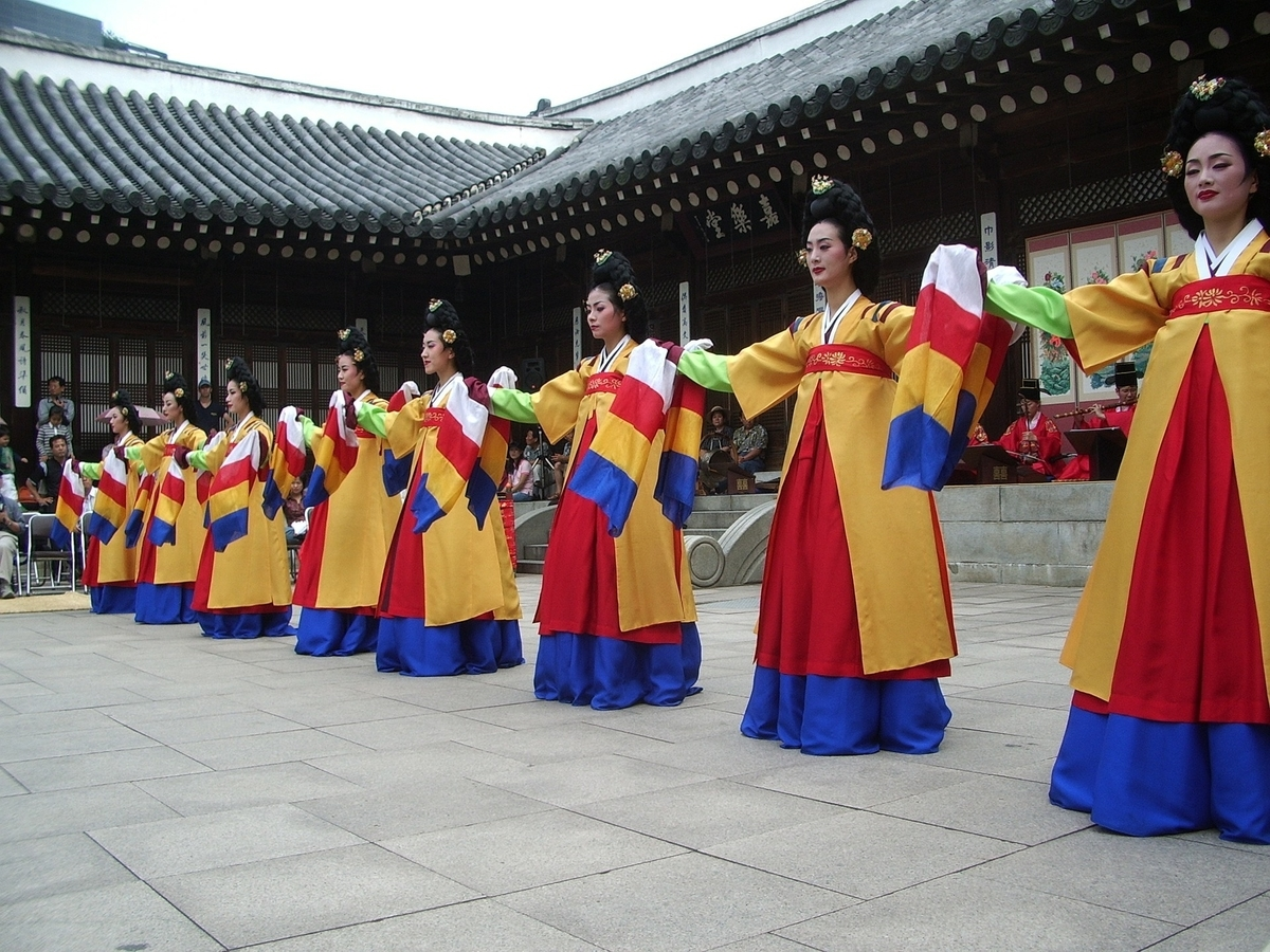 Korean Self-introduction
