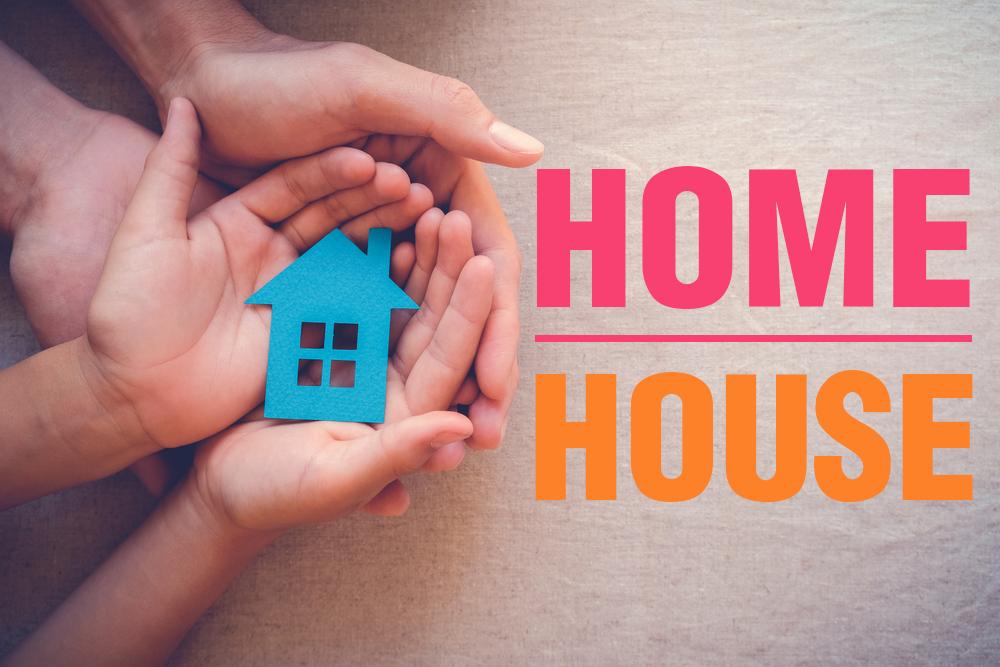 HomeとHouseの違いは? 各々に使う前置詞の違いや英語表現とは