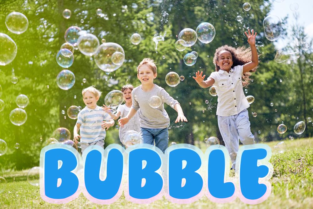 you bubble の意味とは?