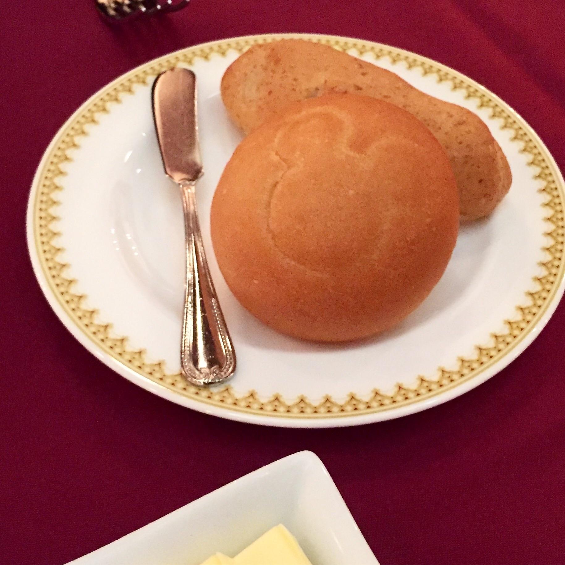 パンがミッキー