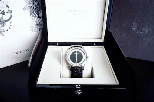 時計も良いけど箱もすごい