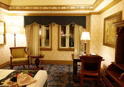ミラコスタ・ヴェネツィアサイド5階部屋