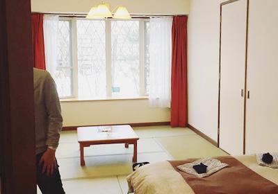 ホテルグリーンプラザ軽井沢の部屋