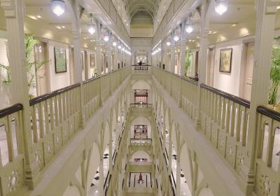 パレス館廊下