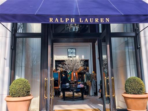 RALPH LAUREN表参道店