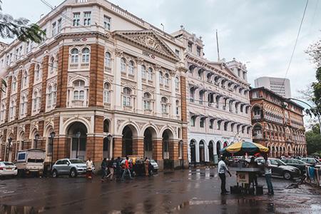A building like Europe!