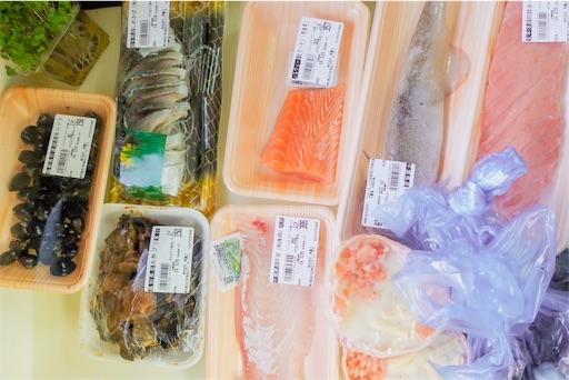 お魚はカルパッチョやアヒージョに!
