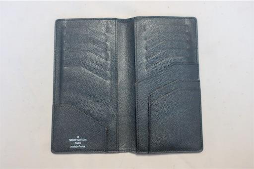 10年後のルイヴィトンの財布はまだまだ綺麗