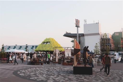 東京蚤の市:大井競馬場