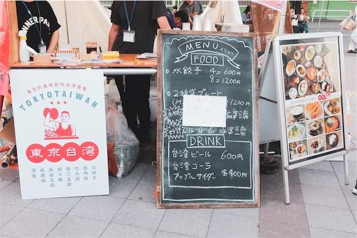 東京蚤の市:台湾