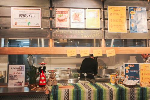 天王洲ハーバーマーケット:食べ物屋