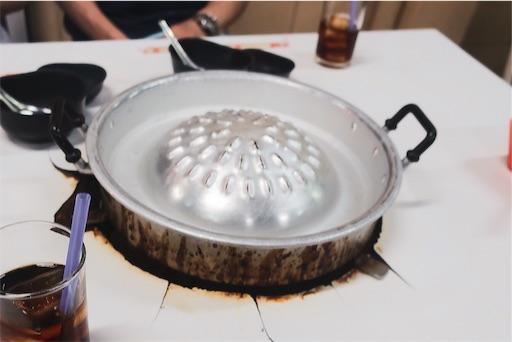 thaiBBQ plate pod
