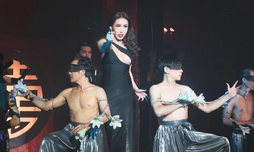 カリプソキャバレー・演目:中国