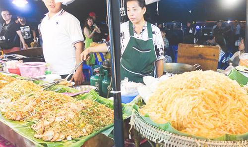 アジアティーク・タイ料理屋