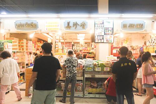 Recommended Souvenir shop of ASIATIQUE 『MEI JENG SIENG』