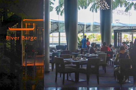 チャトリウムホテル:レストラン