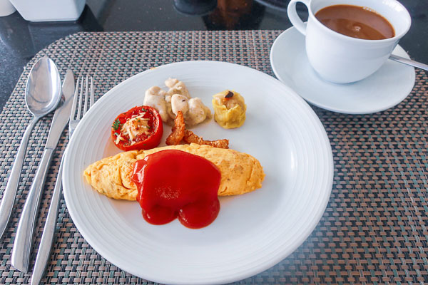 Chatrium Hotel: Breakfast