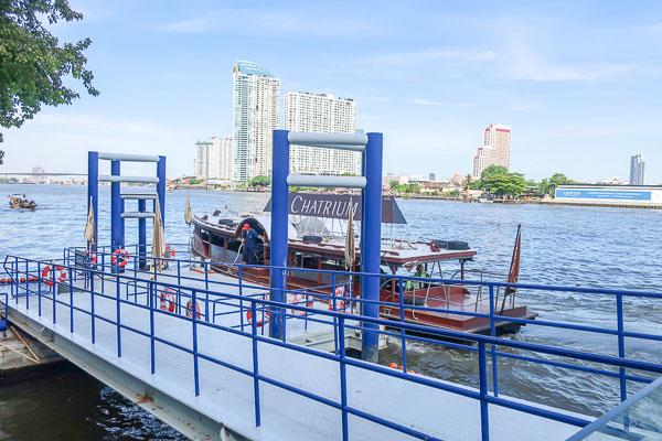 チャトリウムホテル船・ボート