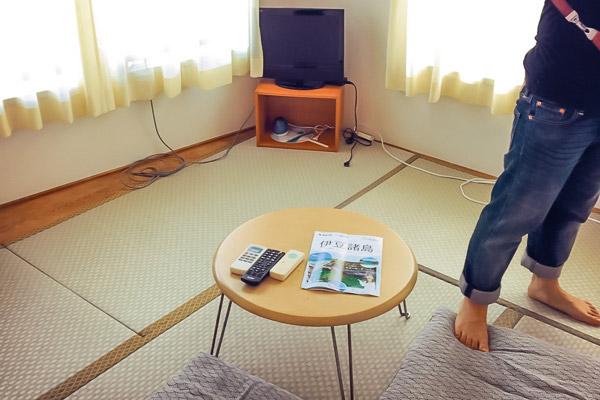 新島『治五平』部屋